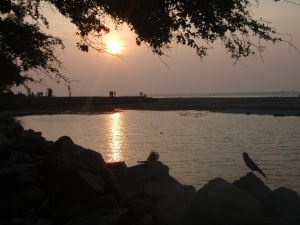 Sunset Point in Kochi