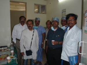 The good doctors of Gandhi Hospital