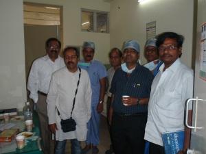 The good doctors of Gandhi Hospital