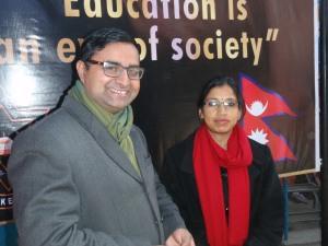 Suresh and Bina