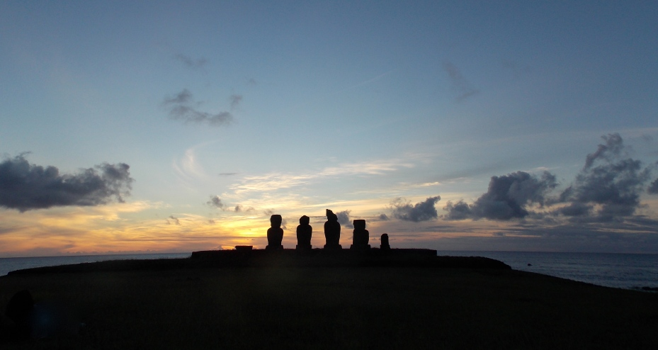 My favorite picture from Easter Island