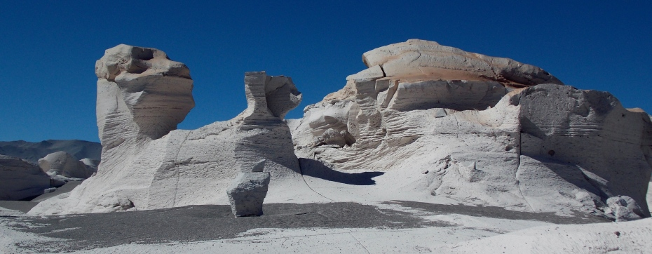 ... the pumice field, probably the most breathtaking and interesting place of the entire trip.