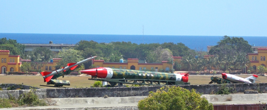 Remnants of the Cuban Missile Crisis